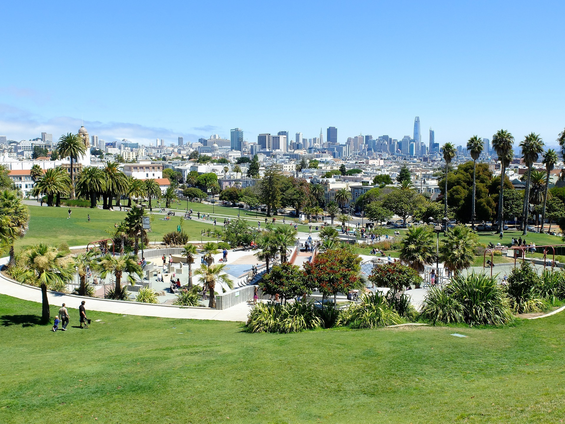 The Mission - best area to stay in San Francisco for nightlife
