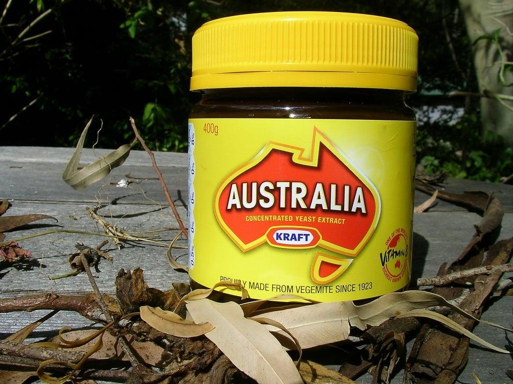 Jar of Vegemite - famous food in Australia