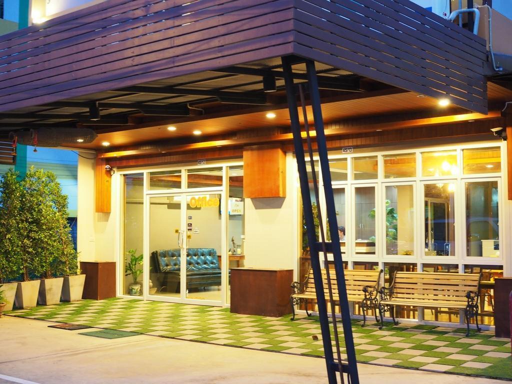 A Nighttime Hostel best hostels in Krabi