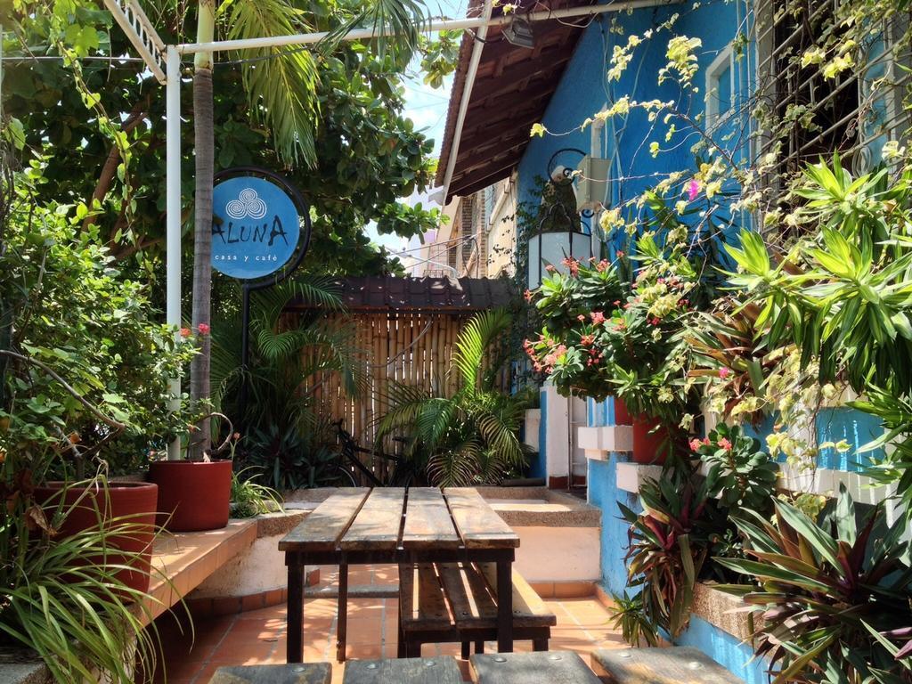 Aluna Casa y Cafe best hostels in Santa Marta