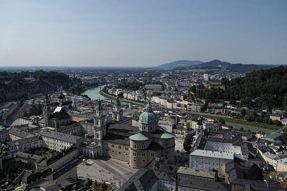 Best Hostels in Salzburg