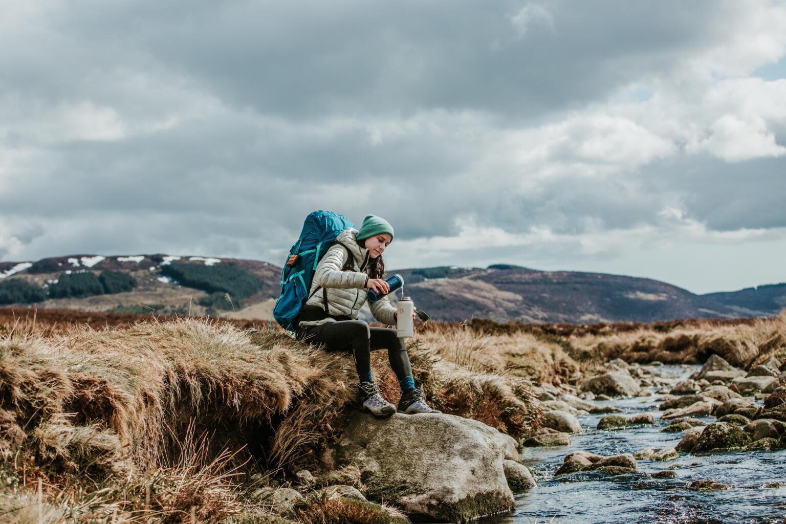backpacking ireland