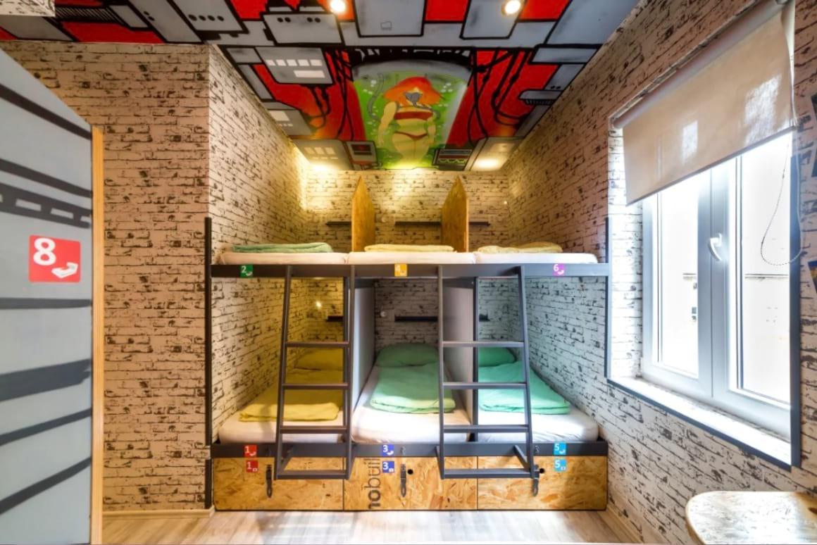 Chillout Hostel Zagreb best hostels in Zagreb