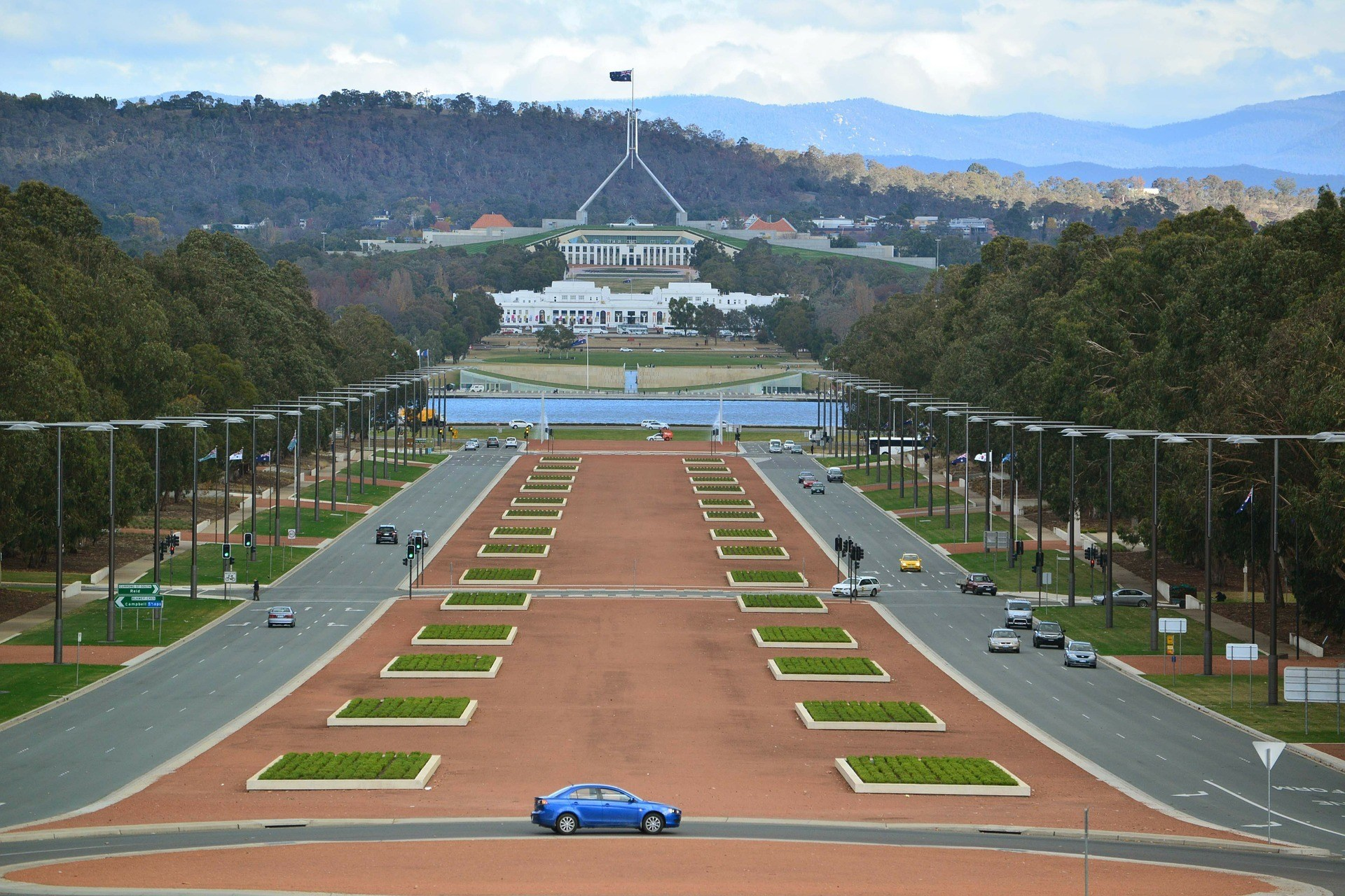 City Centre , Canberra
