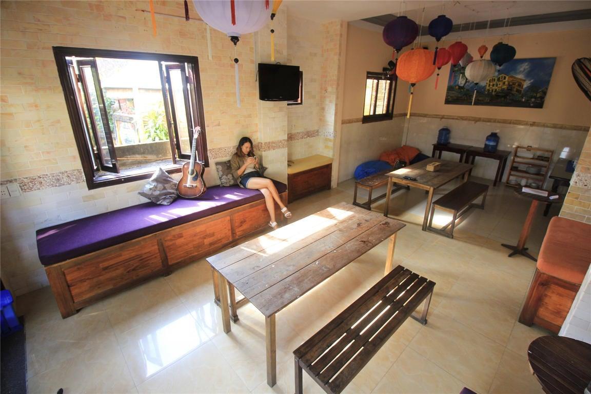DK's House best hostels in Hoi An