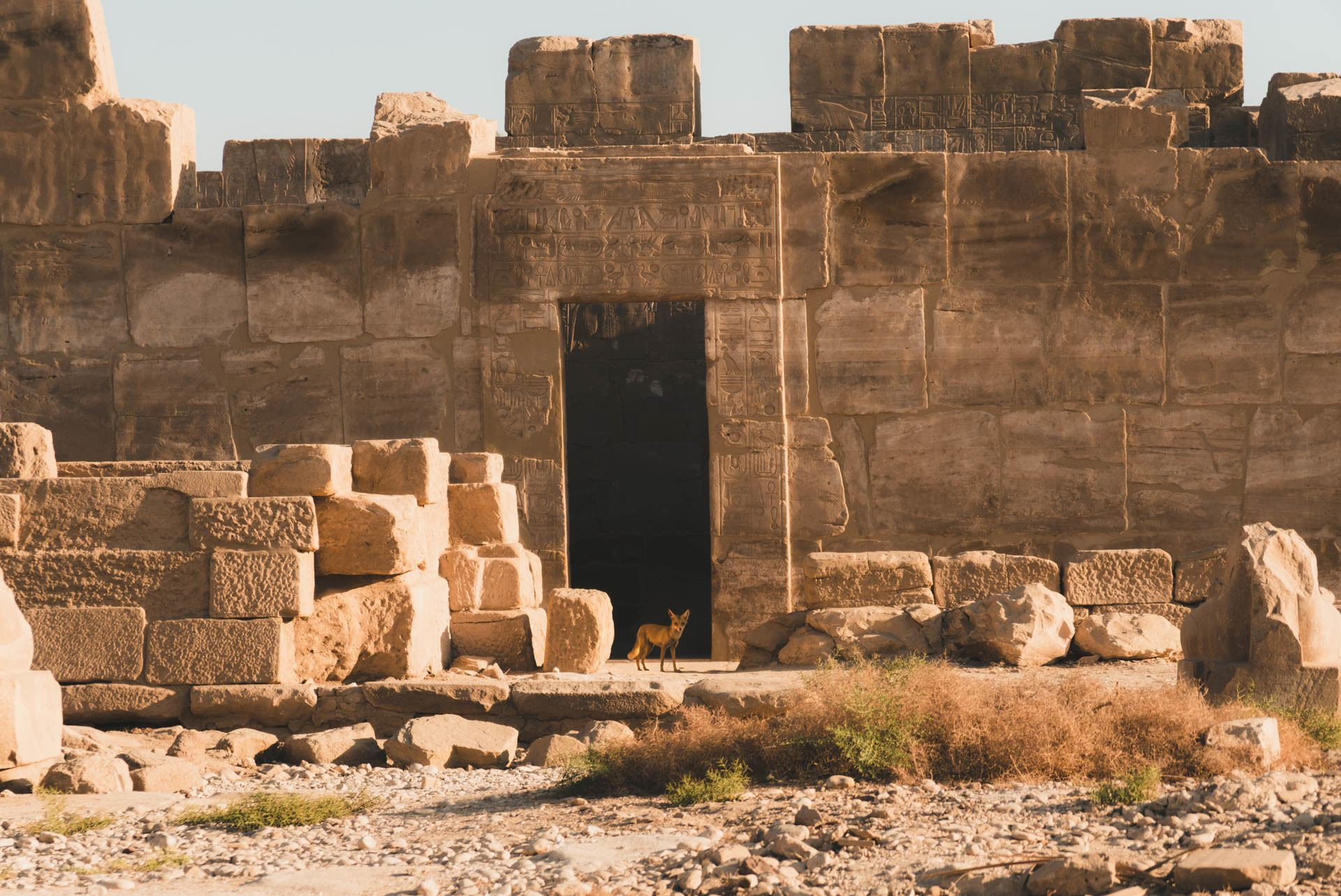 Best temples in Luxor: Karnak Temple