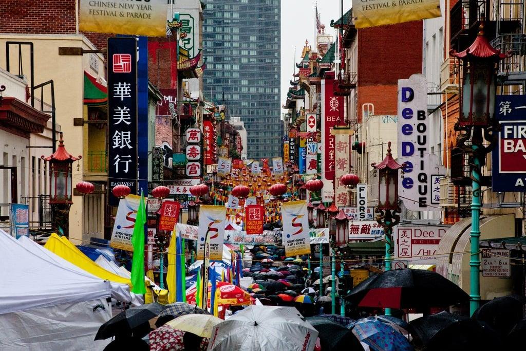 san francisco chinatown Ed Schipul(flickr)