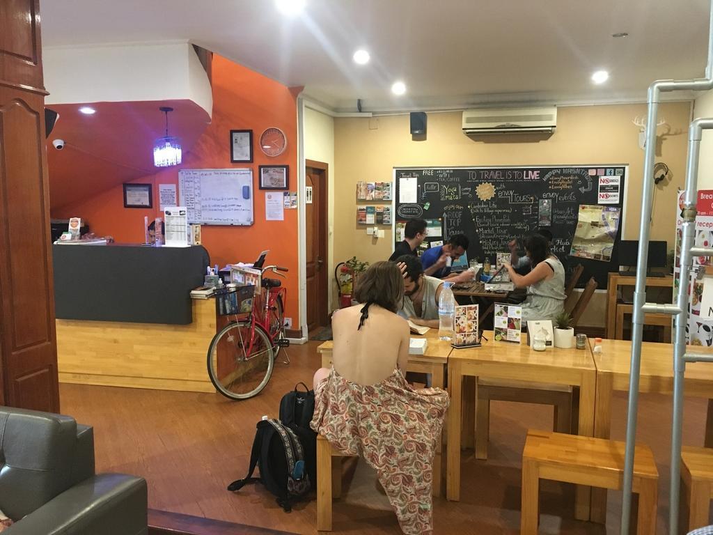 Envoy Hostel best hostels in Phnom Penh