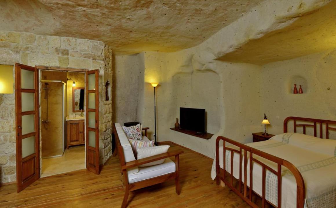 Evi Cave Hotel