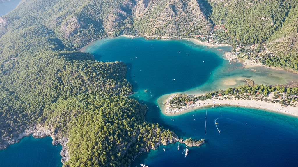 blue lagoon turkish riviera