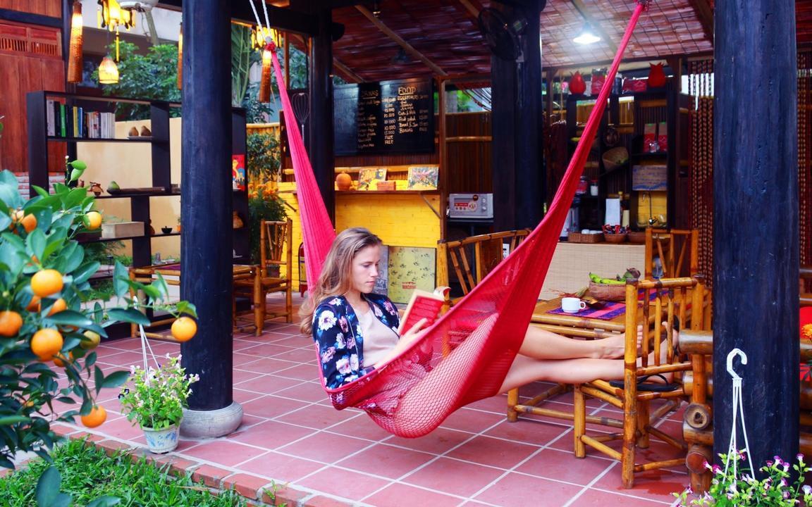 Golden Lantern Homestay best hostels in Hoi An