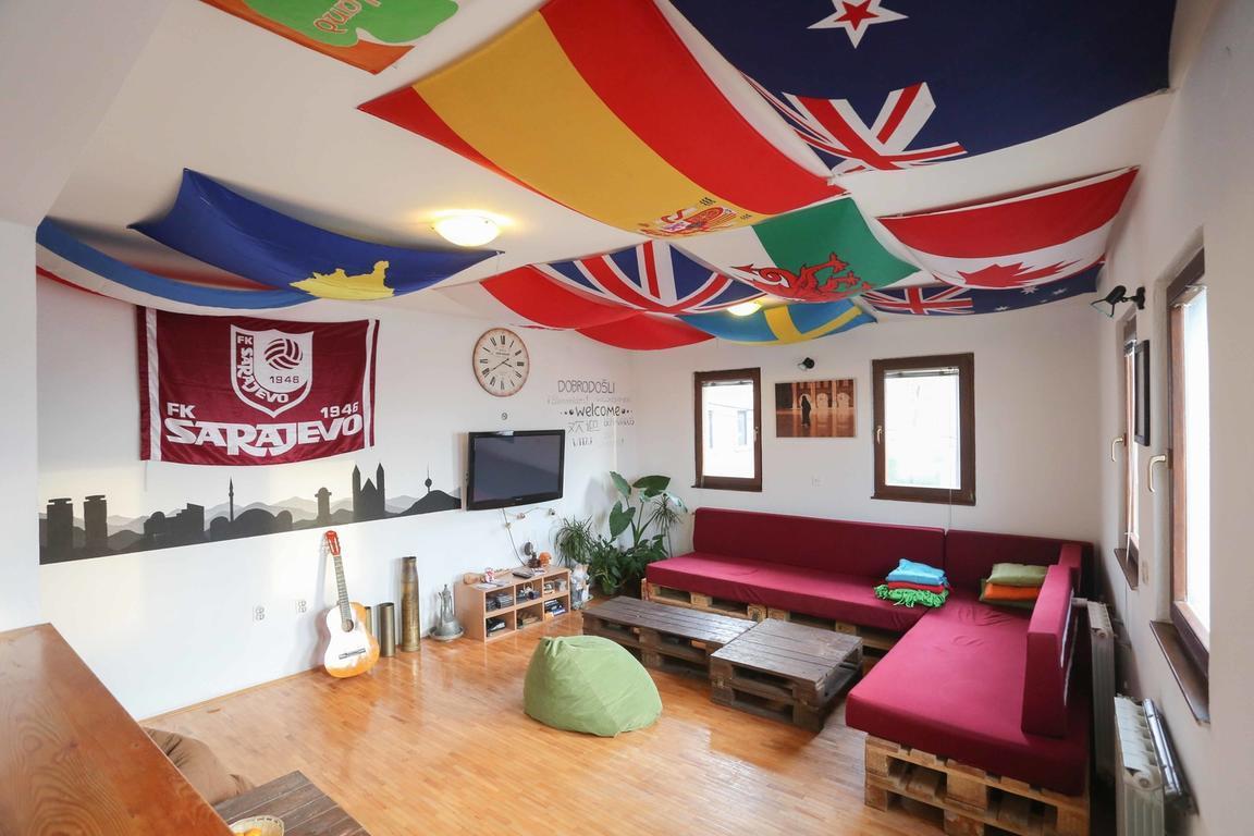 Haris Youth Hostel best hostels in Sarajevo
