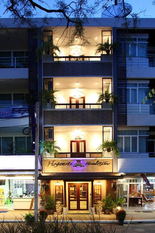 Hogwarts Hostel best hostels in Krabi