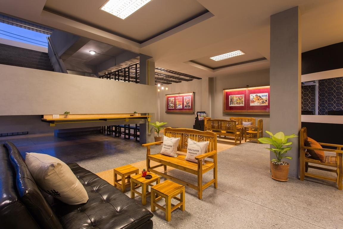 Holiday Station best hostels in Krabi