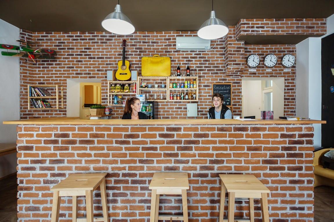 Hostel Brickyard Best Hostels in Bratislava