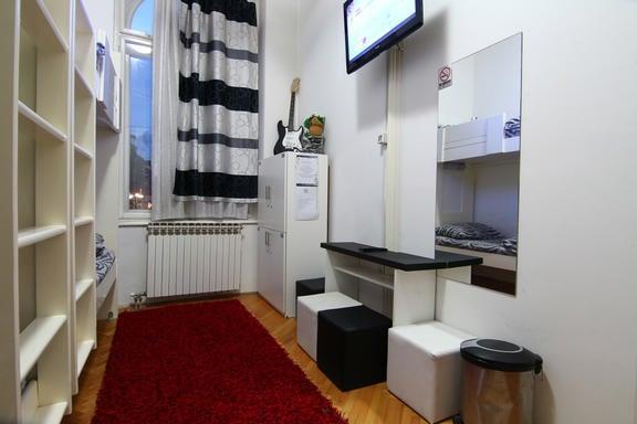 Hostel Check Inn best hostels in Sarajevo