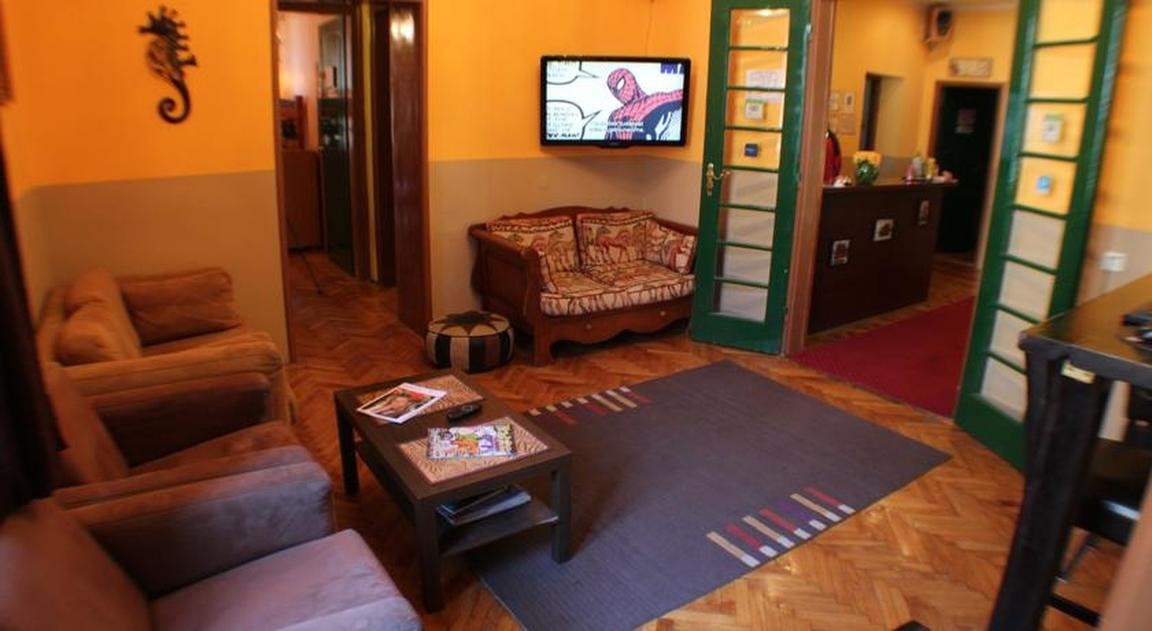 Hostel Skadarlija Sunrise best hostels in Belgrade