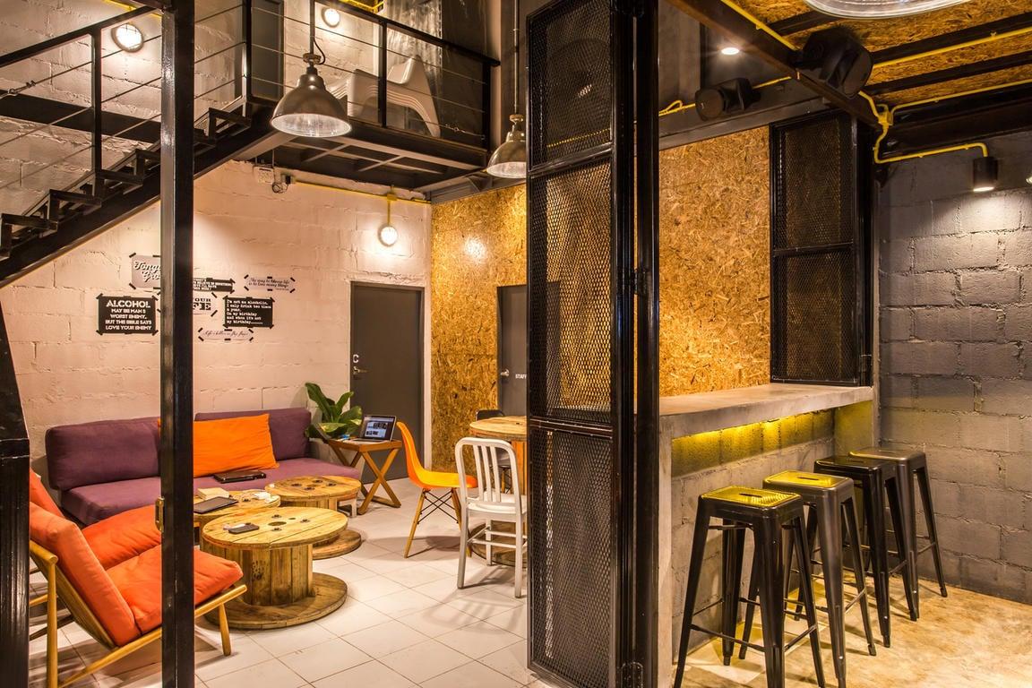 Koh Tao Loft Hostel best hostels in Koh Tao