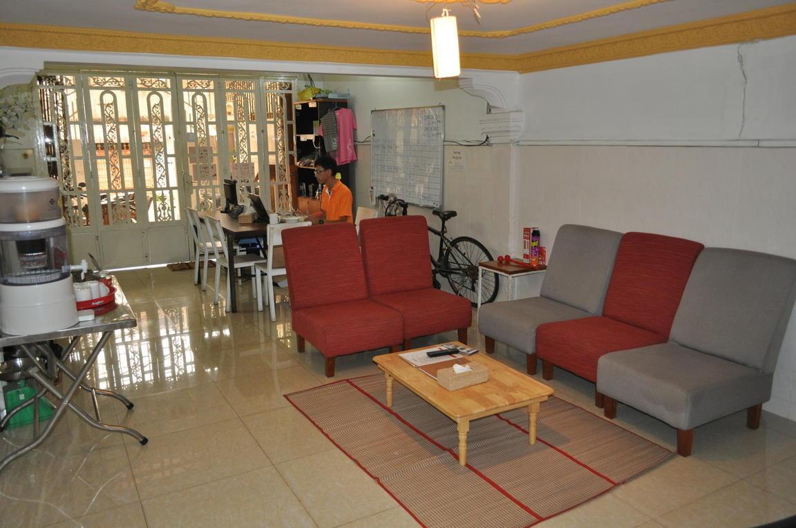 Krorma Yamato Guest House PhnomPenh best hostels in Phnom Penh