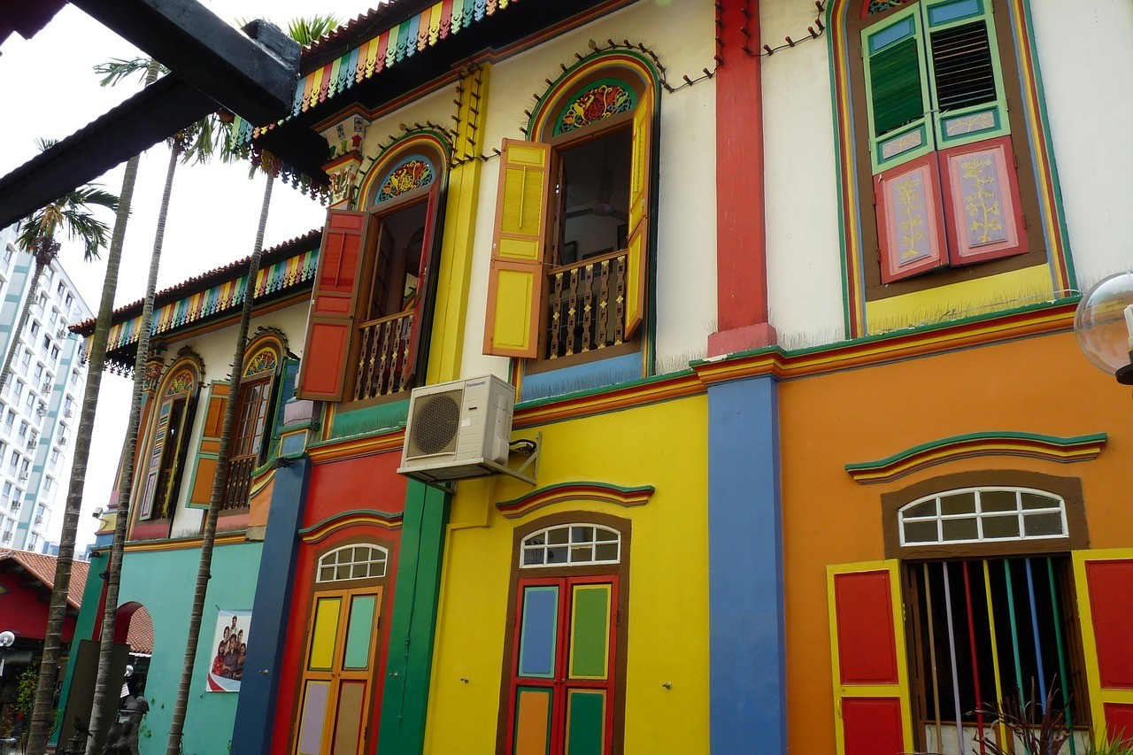 Where To Stay in Singapore Little India ttd Singapore