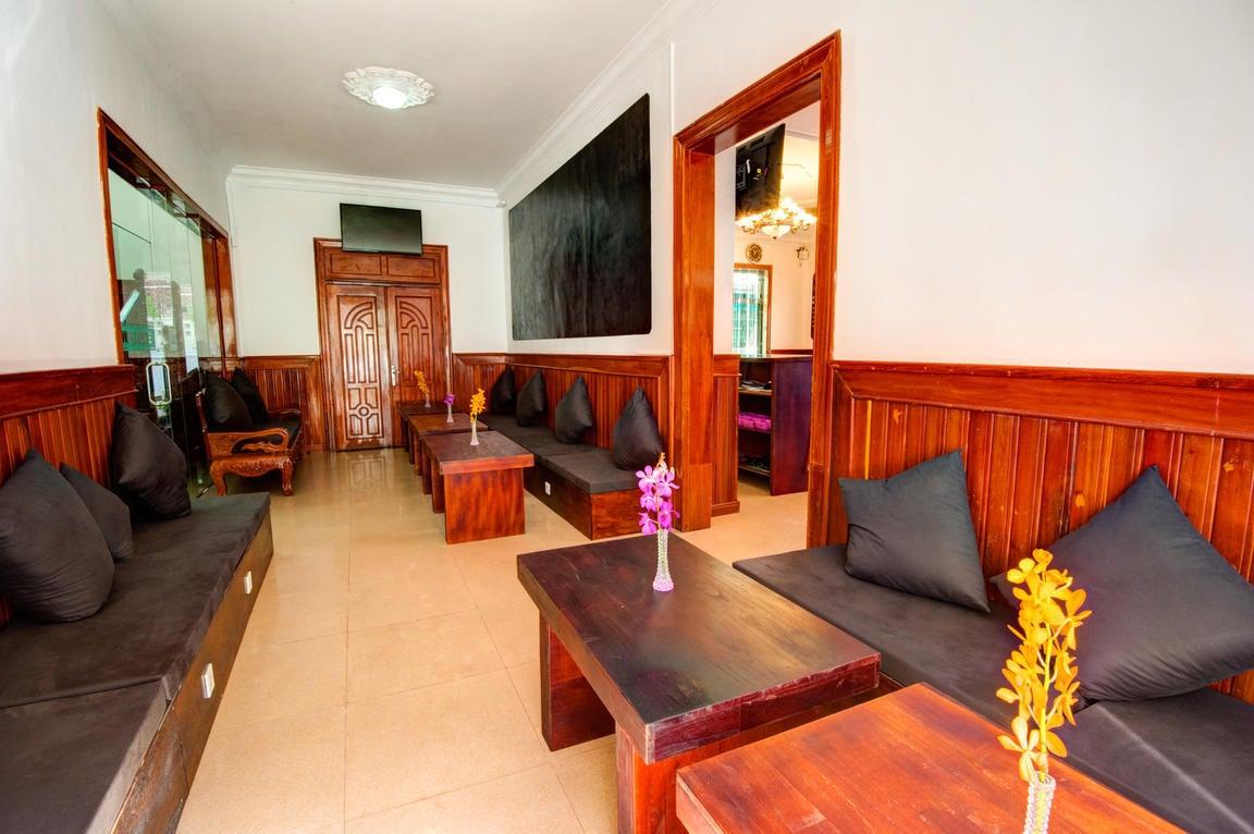 Lovely Jubbly Villa best hostels in Phnom Penh