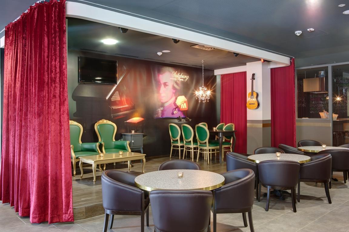 MEININGER Salzburg City Center best hostels in Salzburg