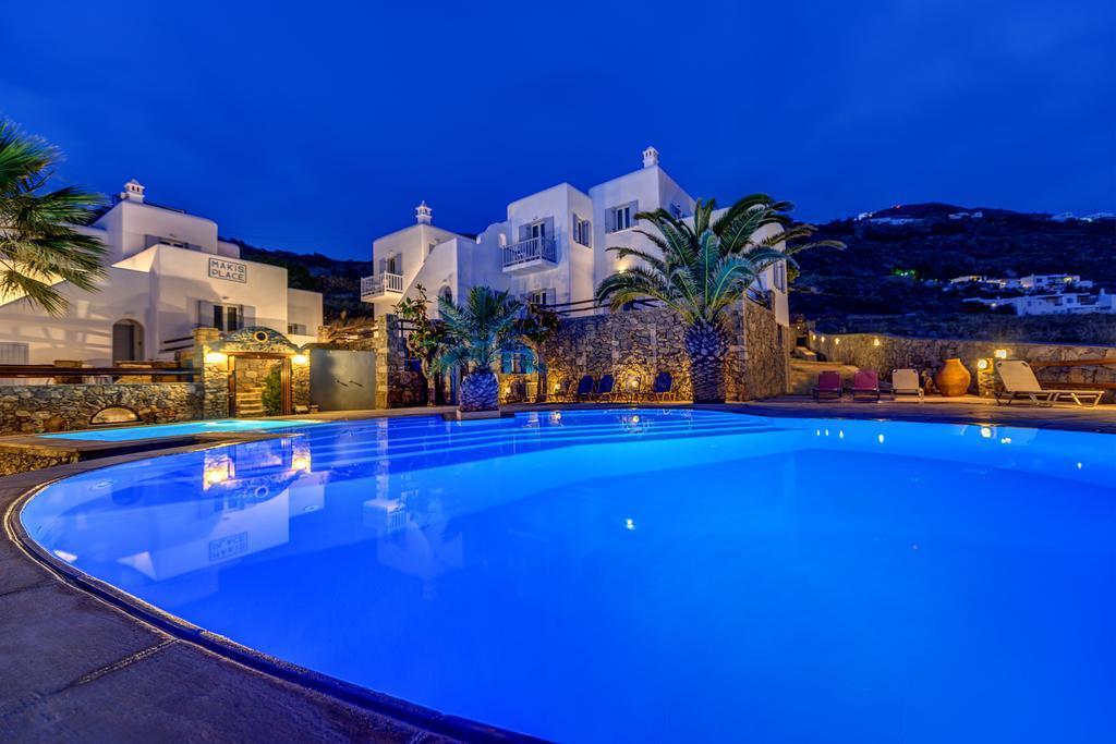 Makis Place best hostels in Mykonos