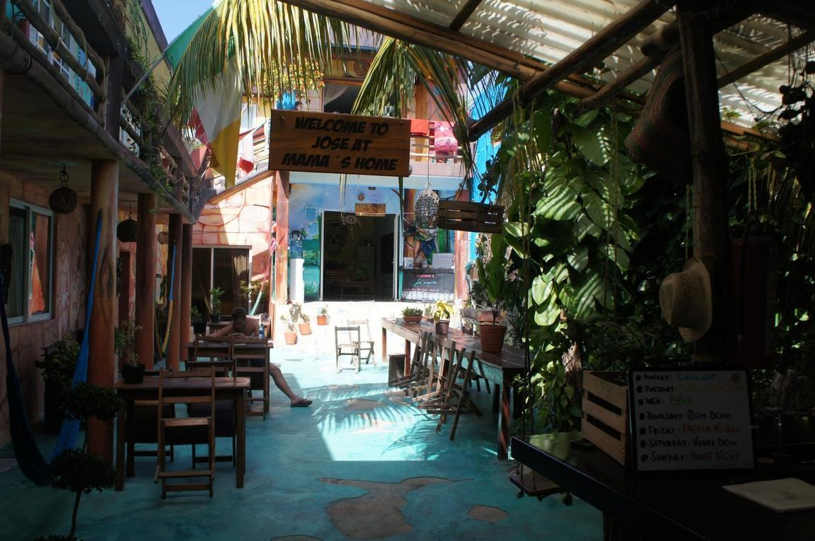 Mama's Home best hostels in Tulum