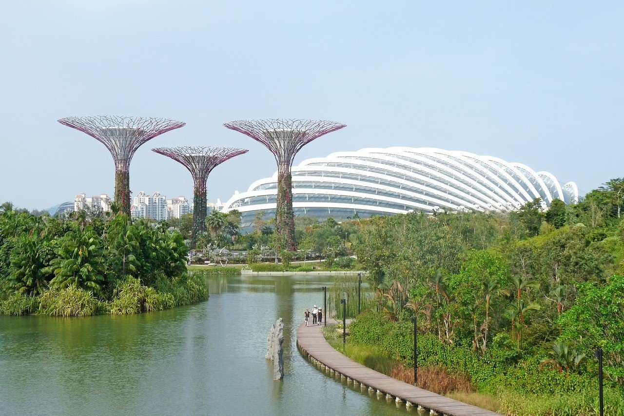 Where To Stay in Singapore Marina Bay ttd Singapore