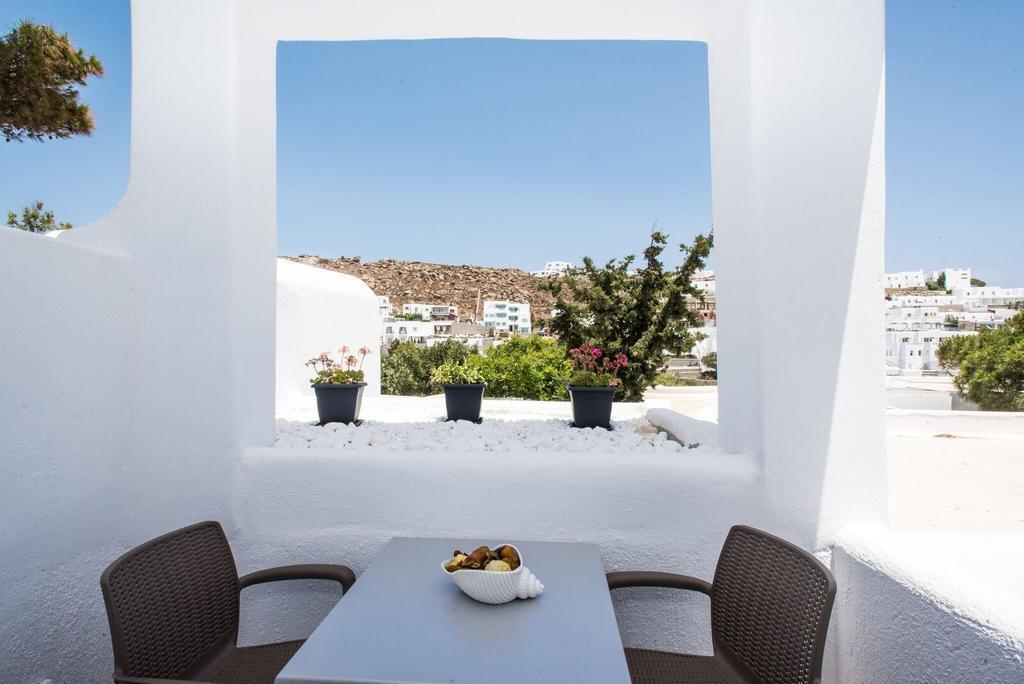 Mina Studios best hostels in Mykonos