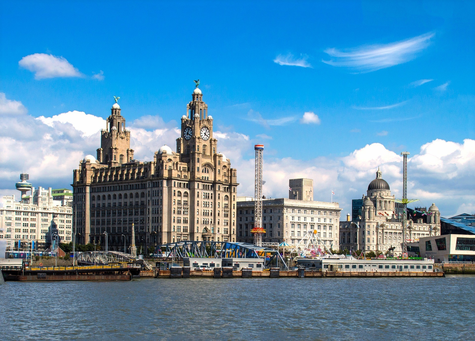 Staying in a Bed and Breakfast in Liverpool