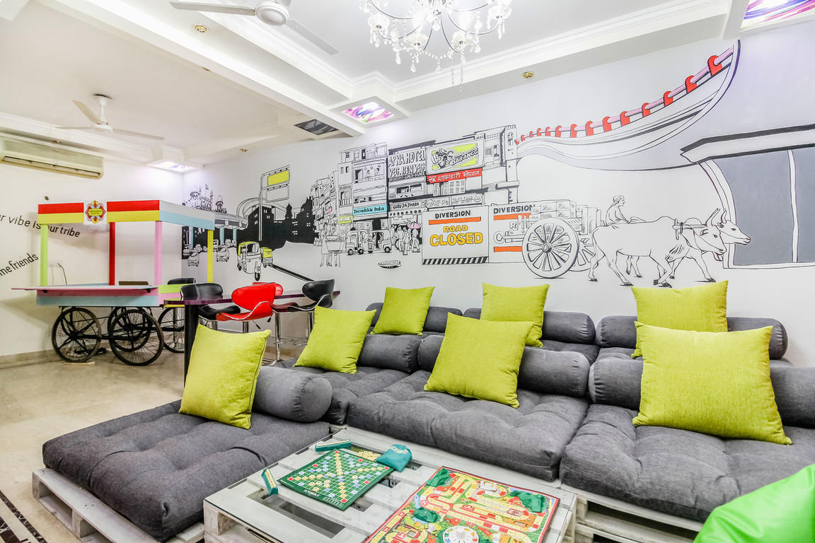 Nomadia Hostel By Anara Homes And Villa Best Hostels in Delhi