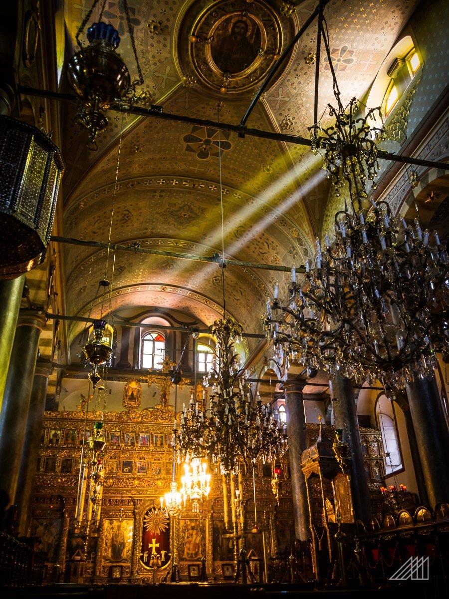 hidden church fener istanbul