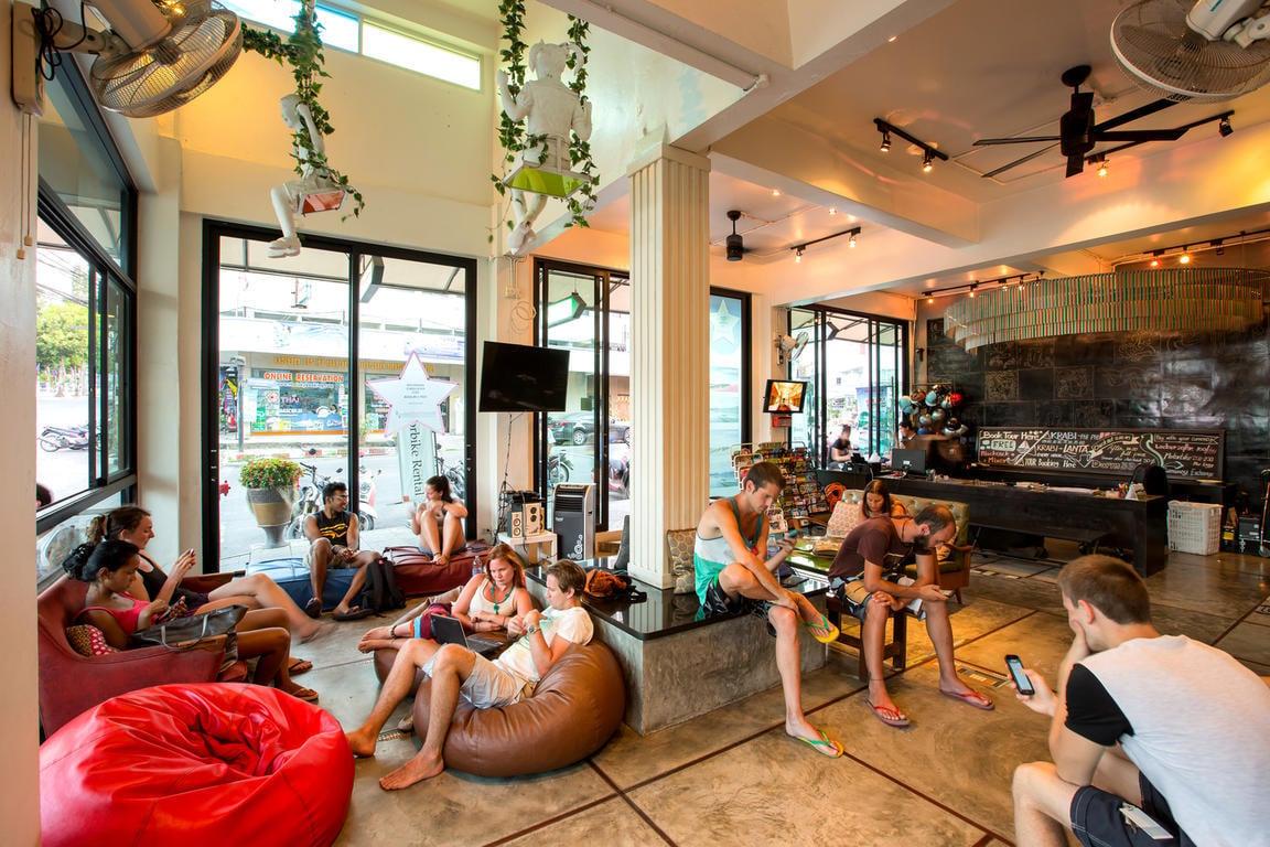 Pak-Up Hostel best hostels in Krabi