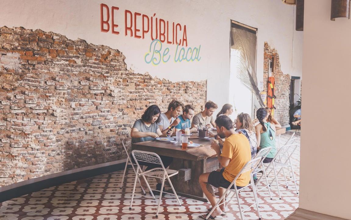 Republica Hostel Santa Marta best hostels in Santa Marta