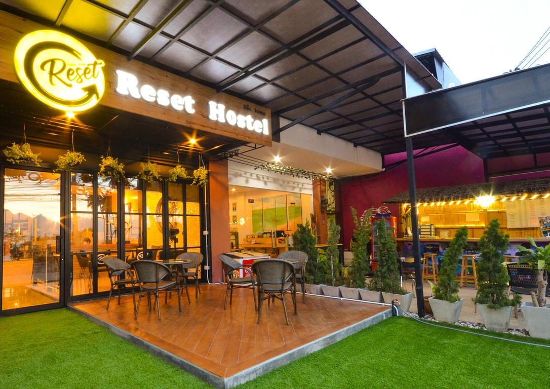 Reset Hostel best hostels in Krabi