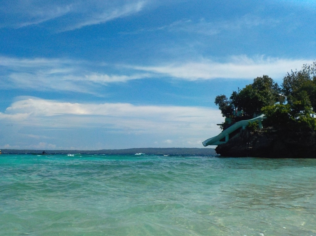 best beaches in Siquijor - Salagdoong Beach