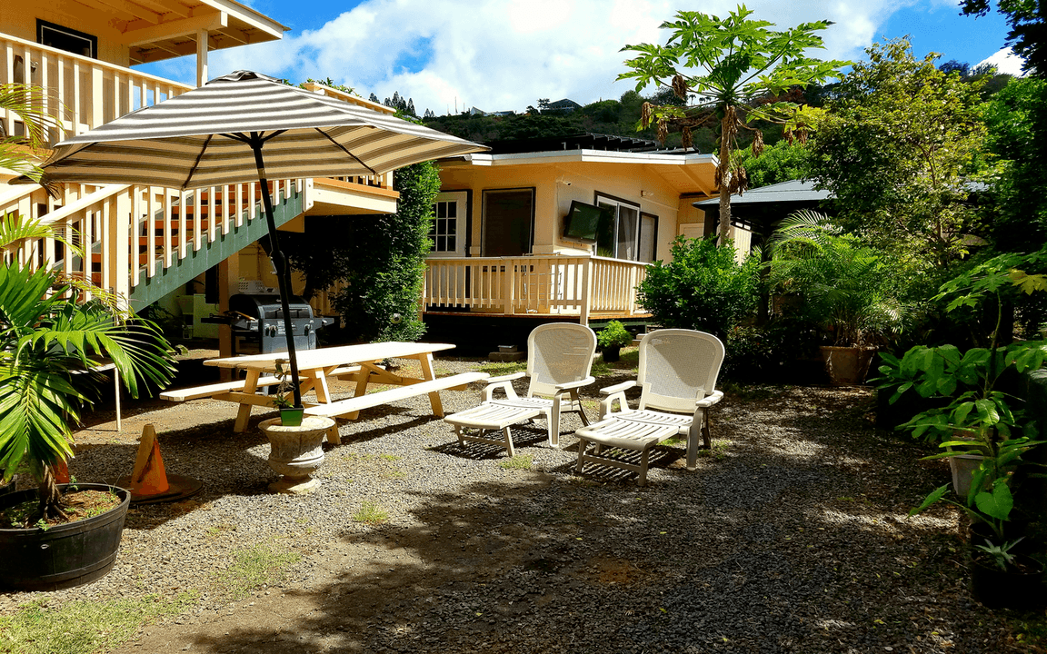 Sharks Cove Rentals best hostels in Hawaii
