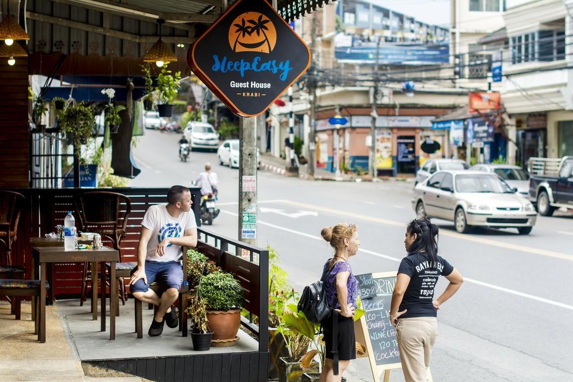 Sleep Easy Krabi best hostels in Krabi