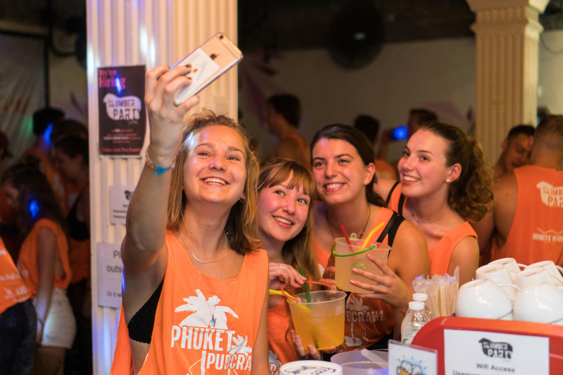 Slumber Party Phuket (formerly Bodega) best hostels in Phuket