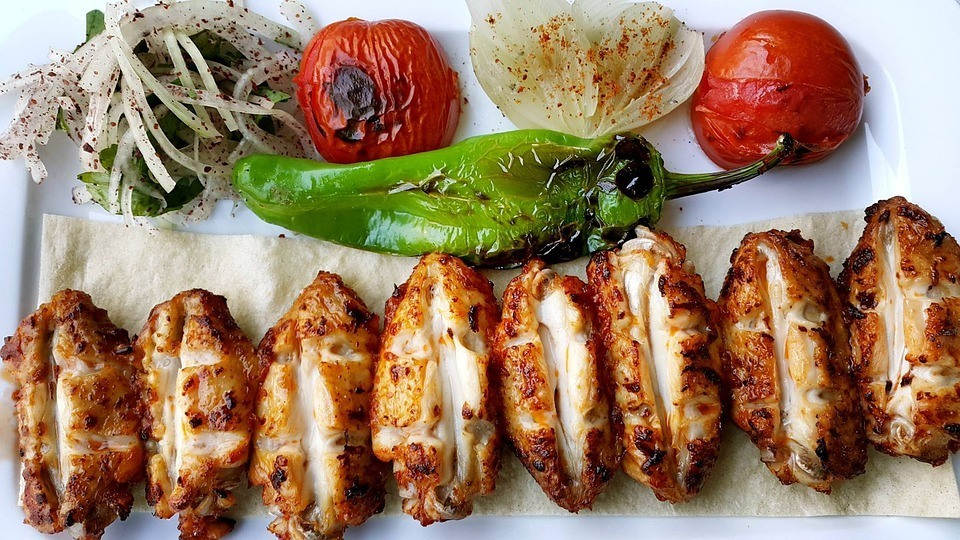 turkish kebab