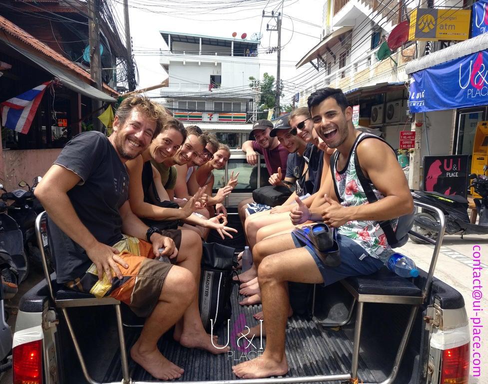 U&I Place best hostels in Koh Tao