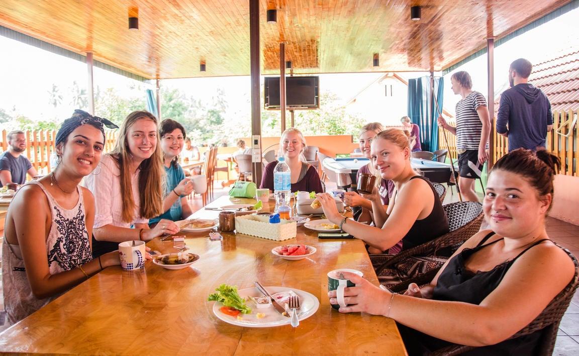 Vongprachan Backpackers Hostel best hostels in Luang Prabang