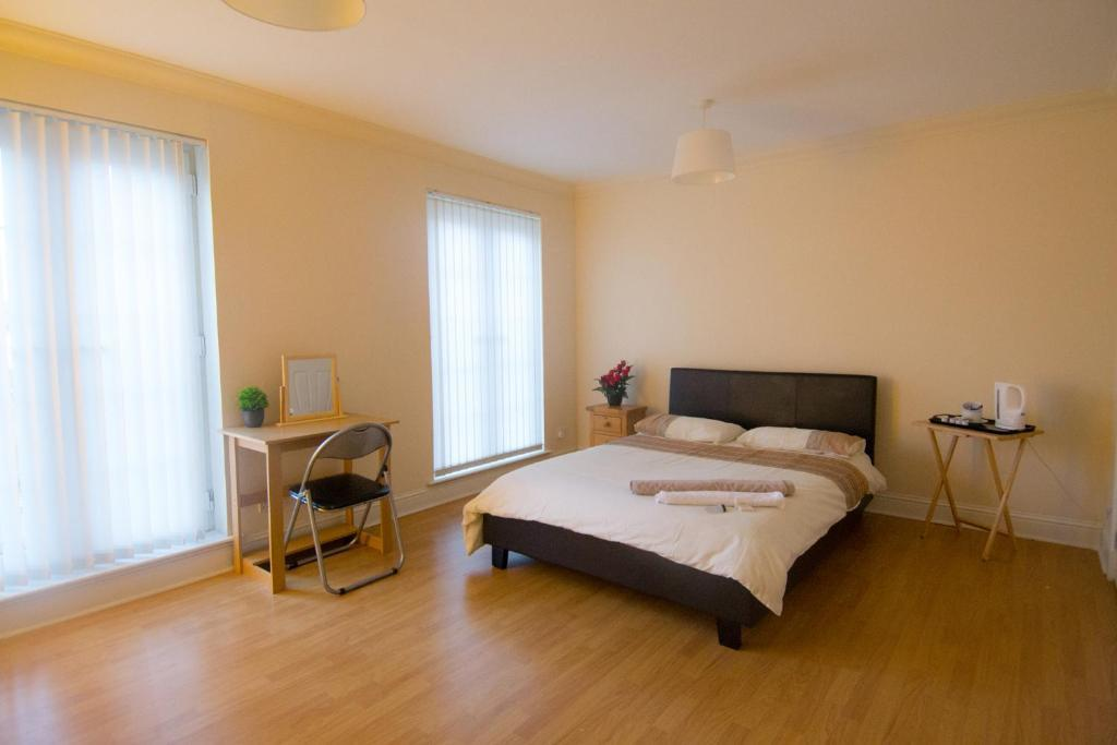Best Budget Hotel in Inverness - Woodgrove City Rooms