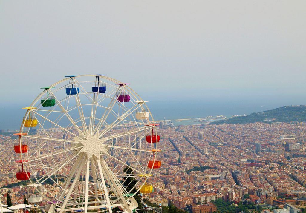best views in Barcelona