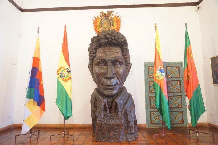 Bolivia History