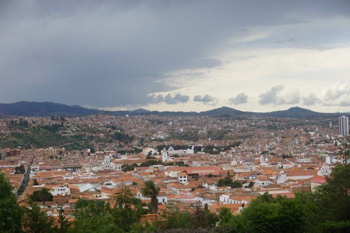 Sucre Viewpoint