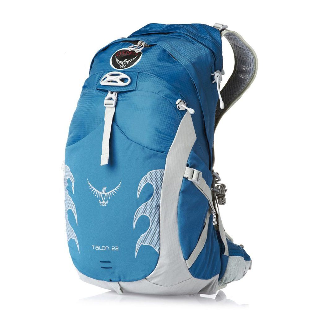 The Osprey Talon 22 is a great daypack for hiking.