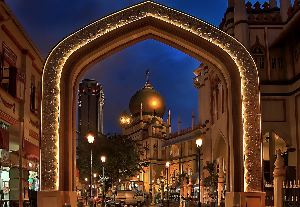 sultan-mosque-arab-street-Erwin Soo-flickr