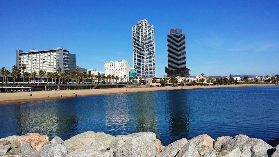 Barceloneta - the best neighborhood to stay in Barcelona for families